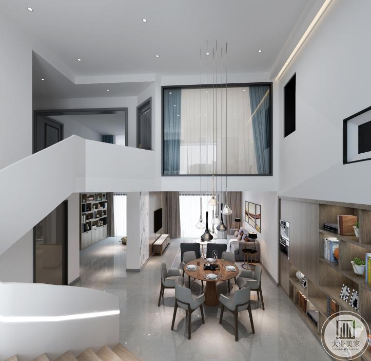 风格家居重视功能和空间组织,注意发挥结构构成本身的形式美,造型简洁,反对多余装饰,崇尚合理的构成工艺,尊重材料的性能,讲究材料自身的质地和色彩的配置效果,发展了非传统的以功能布局为依据的不对称的构图手法。