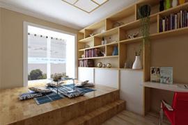 无锡装饰设计:七种飘窗设计