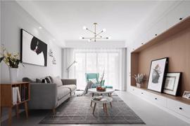 不同风格客厅的吊灯搭配