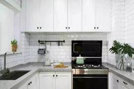 常见的厨房装修误区