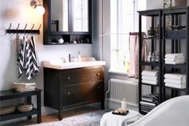 卫生间设计的6种收纳小技巧