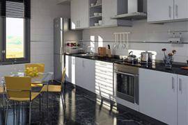 「墙面装修」厨房墙面材料选购